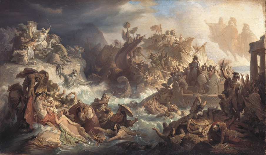 battle of thermopylae and themistocles So the malice of herodotus is indeed more polite and delicate than that of  thus ephorus writes of themistocles,  that during the battle at thermopylae,.