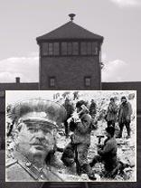 Ingresso di Birkenau, Auschwitz (Simone Valtorta, 2003)
